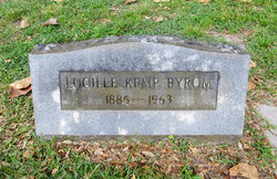Lucille <i>Kemp</i> Byrom