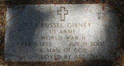 J Russell Gibney