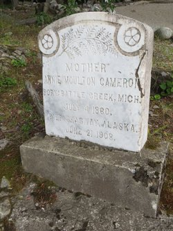 Annie Moulton <i>Moulton</i> Cameron