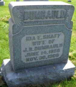 Ida E <i>Schaff</i> Dumbauld