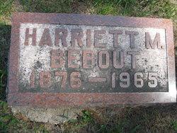 Harriett May <i>Martine</i> Bebout