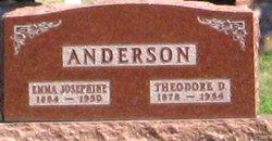 Theodore Daniel Anderson