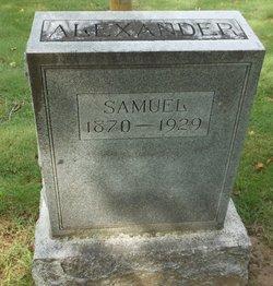 Samuel E. Alexander