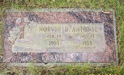 Norvin D Antonsen