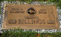 Mary Catherine <i>Lloyd</i> Billings