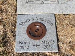 Sharron Anderson