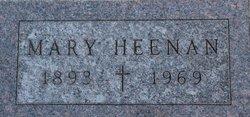 Mary <i>Foster</i> Heenan