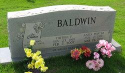 Anita <i>Porter</i> Baldwin