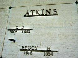 Peggy H Adkins