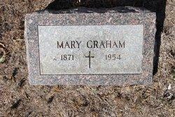 Mary <i>Heenan</i> Graham