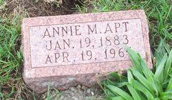 Anne Marie Annie <i>Bartlow</i> Apt