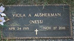 VIOLA A <i>NESS</i> AUSHERMAN