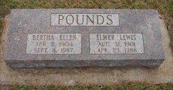 Bertha Ellen Pounds
