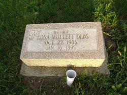 Edna <i>Mullett</i> Debs