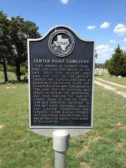 Center Point Cemetery