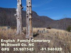 English Family Cemetery