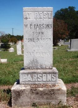 William Covington Billy Parsons