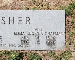 Emma Eugenia <i>Chapman</i> Asher