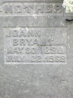 JoAnn <i>Sullivan</i> Bryant