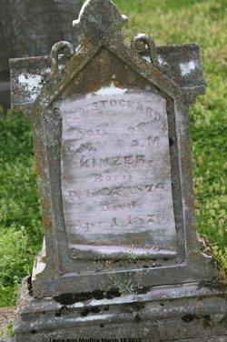 George Stockard Kinzer