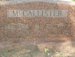 Oce Chick McCallister
