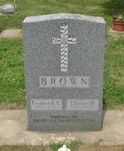 Frederick Eugene Brown