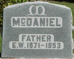 Elijah Washington McDaniel