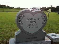 Jackie Marie Spitfire <i>Brown</i> Dasher