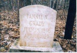 Fannie Ella <i>Newcomb</i> Grady