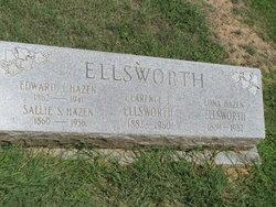 Edna M <i>Hazen</i> Ellsworth