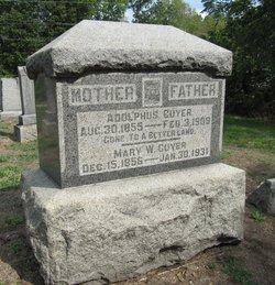 Mary W. <i>York</i> Guyer