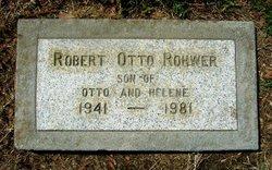 Robert Otto BOB Rohwer