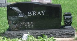 Connie M <i>Burgess</i> Bray