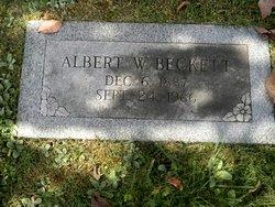 Albert W. Beckett