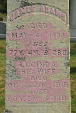 Lucinda <i>Hand</i> Adams