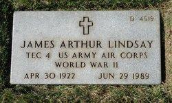 James Arthur Lindsay