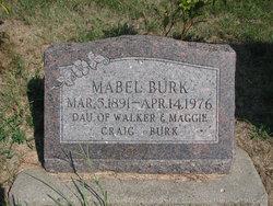 Mabel Burk
