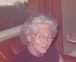 Bessie Marie <i>Blackburn</i> Felts