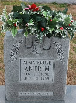 Alma Kruse Antrim