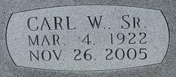 Carl W Antrim, Sr