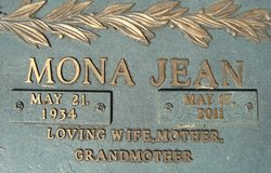 Mona Jean <i>Oakes</i> Lincecum