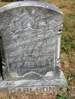 Matilda Carlson