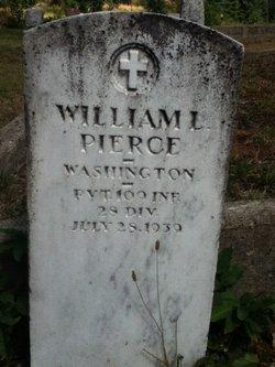 William L Pierce