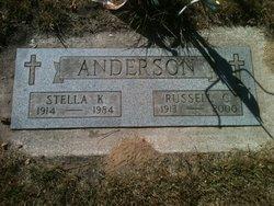 Stella Katherine <i>Kapella</i> Anderson