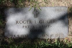 Roger Laverne Geiger