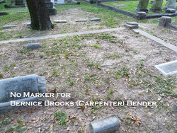 Mrs Bernice Brooks <i>Carpenter</i> Bender