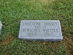 Ernestine Ernest <i>Dossey</i> Curtis Whittle