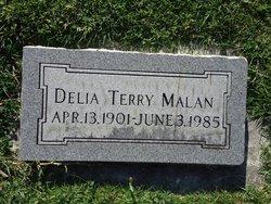 Delia <i>Terry</i> Malan