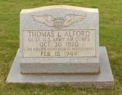 Thomas L Alford