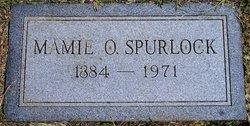 Mamie Olive <i>Martindale</i> Spurlock